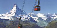 1967 PB Zermatt Rothorn  DELUXE mit Kastengehänge PAT 200x100 - Geschichte