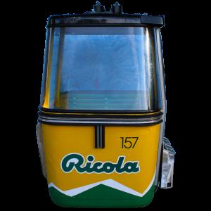 """Ricola freigestellt Web final 300x300 - 4er Gondelkabine 1978 """"Ricola"""""""