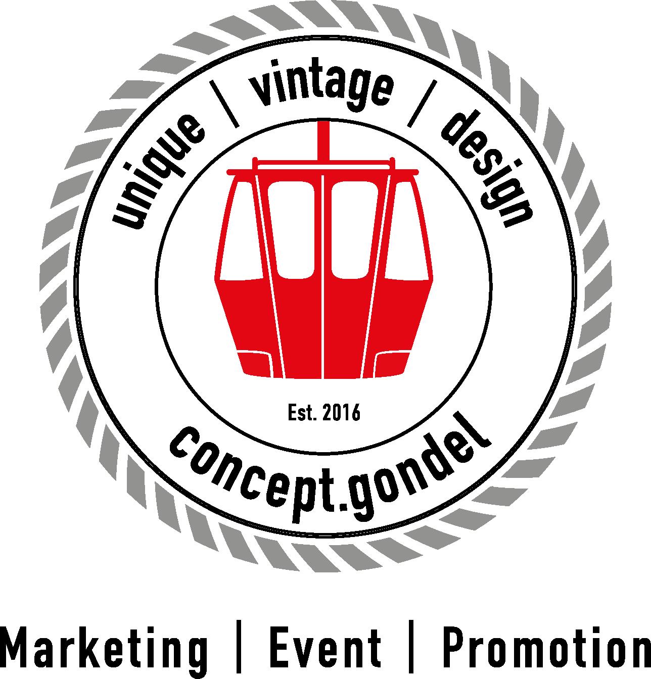 final concept.gondel Logo mittel - Eine nostalgische Gondel mieten bei Berggondel